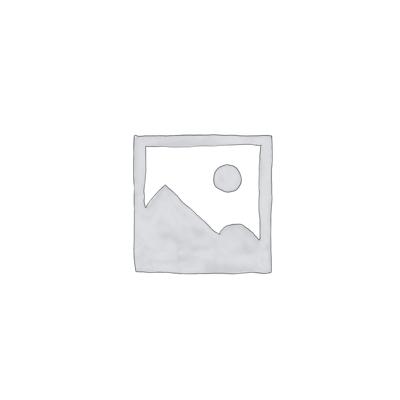 Schneeball-Girlanden aus Styropor mit Schneeflockenoptik