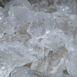 Deko-Eis, Crushed-Ice, verschiedene Körnungen