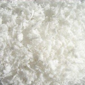 Schnee aus nachwachsenden Rohstoffen