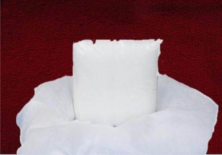 weihnachtsbaum unterlage schneevlies 1 00 m x 1 00 m ca. Black Bedroom Furniture Sets. Home Design Ideas
